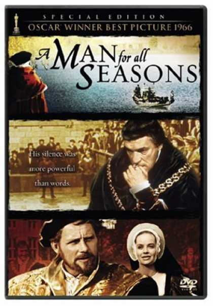 Bestselling Movies (2007) - A Man for All Seasons (Special Edition) by Fred Zinnemann