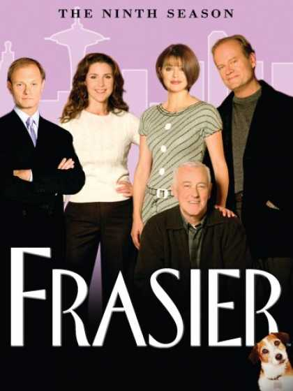 Bestselling Movies (2007) - Frasier - The Ninth Season