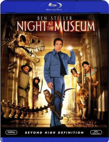Bestselling Movies (2007) - Night at the Museum [Blu-ray]