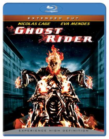 Bestselling Movies (2007) - Ghost Rider (Extended Cut) [Blu-ray]