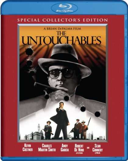 Bestselling Movies (2007) - The Untouchables (Special Collector's Edition) [Blu-ray] by Brian De Palma