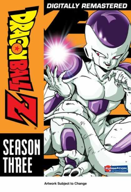Bestselling Movies (2007) - Dragon Ball Z - Season Three - Frieza Saga by Daisuke Nishio