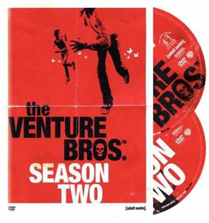 Bestselling Movies (2007) - The Venture Bros. - Season Two