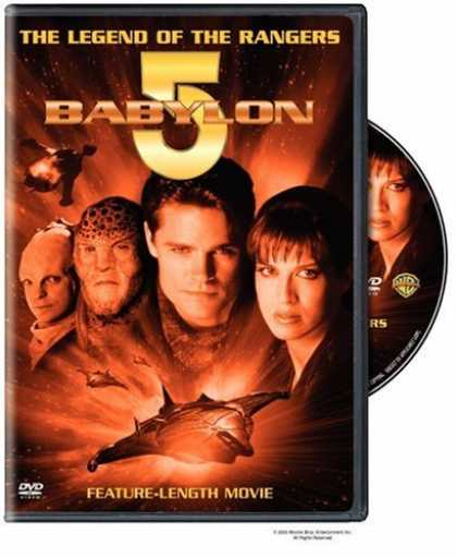 Bestselling Movies (2007) - Babylon 5 - The Legend of the Rangers by Michael Vejar