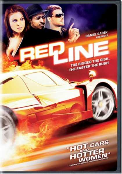 Bestselling Movies (2007) - Redline by Andy Cheng