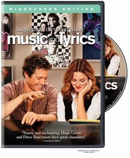 Bestselling Movies (2007) - Music and Lyrics (Widescreen Edition) by Marc Lawrence (II)