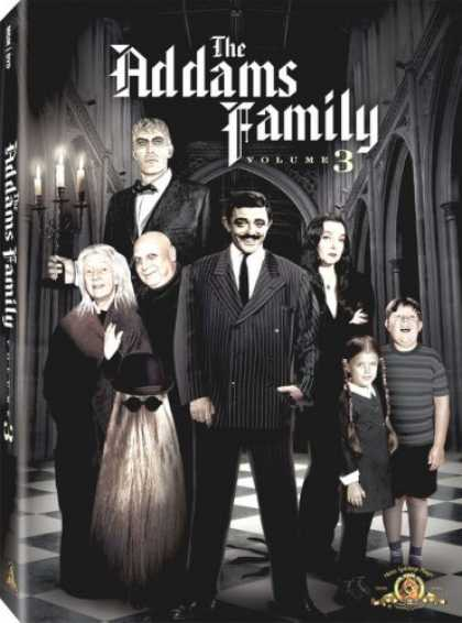 Bestselling Movies (2007) - The Addams Family - Volume 3 by Arthur Lubin