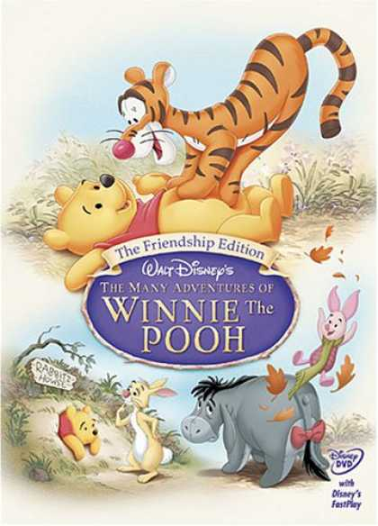 Bestselling Movies (2007) - The Many Adventures of Winnie the Pooh (The Friendship Edition) by Wolfgang Reit