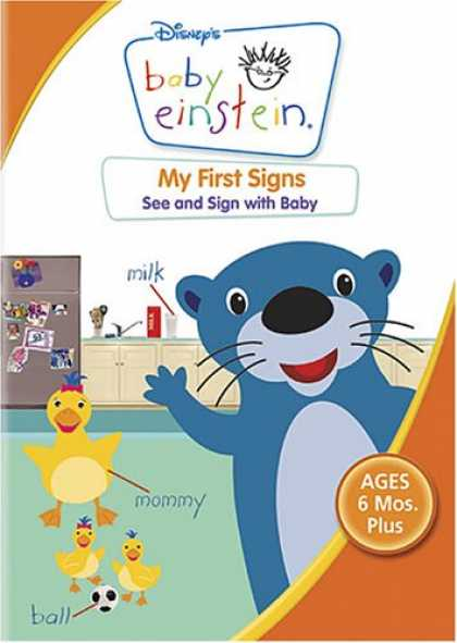 Bestselling Movies (2007) - Baby Einstein - My First Signs
