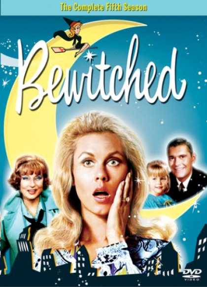 Bestselling Movies (2007) - Bewitched - The Complete Fifth Season by Ida Lupino