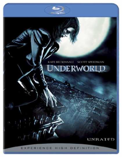 Bestselling Movies (2007) - Underworld (Unrated) [Blu-ray] by Len Wiseman