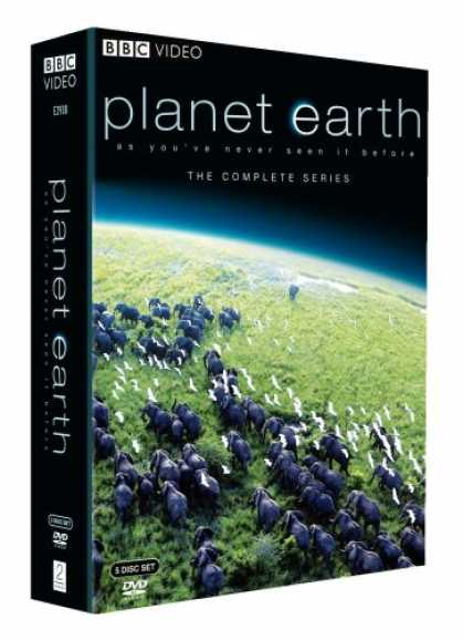 Bestselling Movies (2007) - Planet Earth - The Complete BBC Series