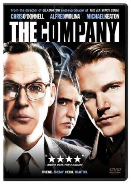 Bestselling Movies (2007) - The Company by Mikael Salomon