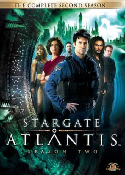 Bestselling Movies (2007) - Stargate Atlantis - The Complete Second Season