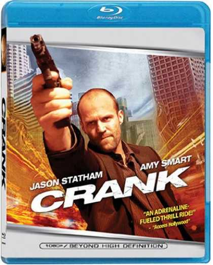 Bestselling Movies (2007) - Crank [Blu-ray] by Mark Neveldine