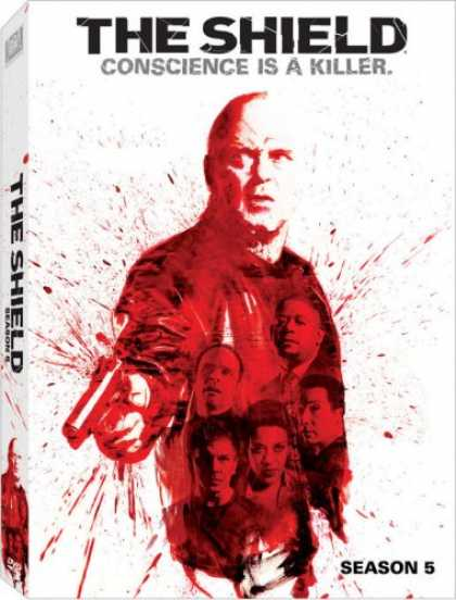 Bestselling Movies (2007) - The Shield - The Complete Fifth Season