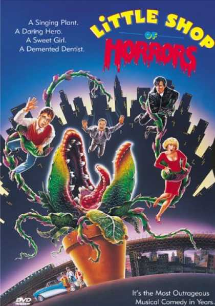 Bestselling Movies (2007) - Little Shop of Horrors by Frank Oz