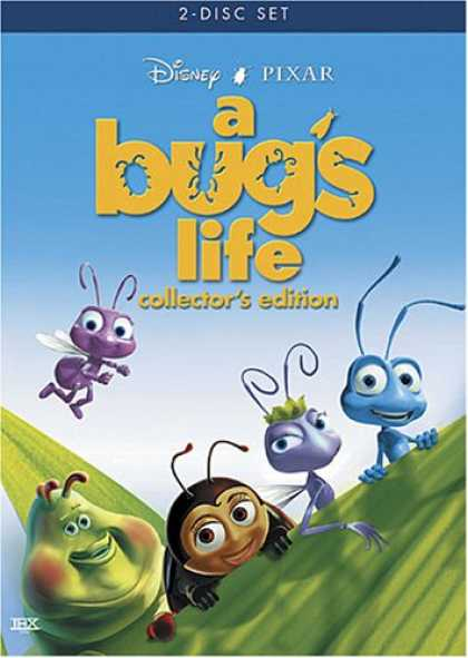 Bestselling Movies (2007) - A Bug's Life (Two-Disc Collector's Edition) by John Lasseter