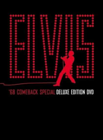Bestselling Movies (2007) - Elvis - The '68 Comeback Special (Deluxe Edition DVD) by Gary Hovey