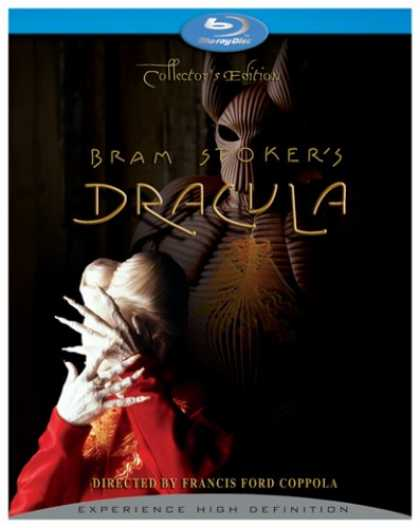 Bestselling Movies (2007) - Bram Stoker's Dracula [Blu-ray] by Francis Ford Coppola