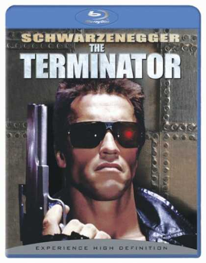 Bestselling Movies (2007) - The Terminator [Blu-ray] by James Cameron