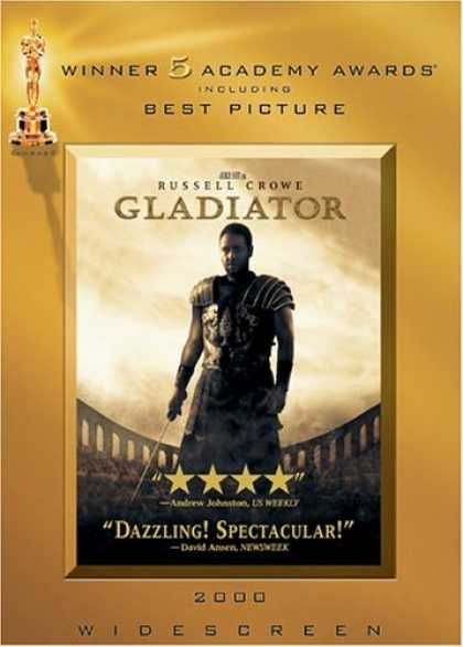 Bestselling Movies (2007) - Gladiator (Widescreen Edition) by Ridley Scott