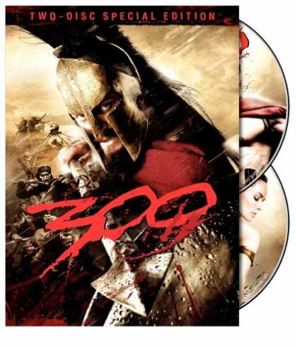 Bestselling Movies (2007) - 300 (Two-Disc Special Edition) by Zack Snyder