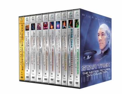 Bestselling Movies (2007) - Star Trek Movie Set (The Motion Picture/ The Wrath of Khan/ The Search for Spock