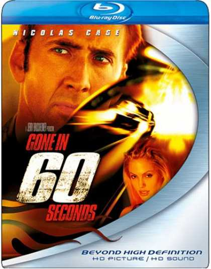 Bestselling Movies (2007) - Gone in 60 Seconds [Blu-ray] by Dominic Sena