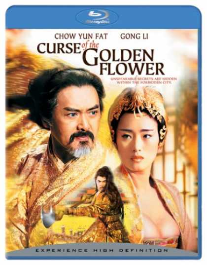 Bestselling Movies (2007) - Curse of the Golden Flower [Blu-ray] by Zhang Yimou