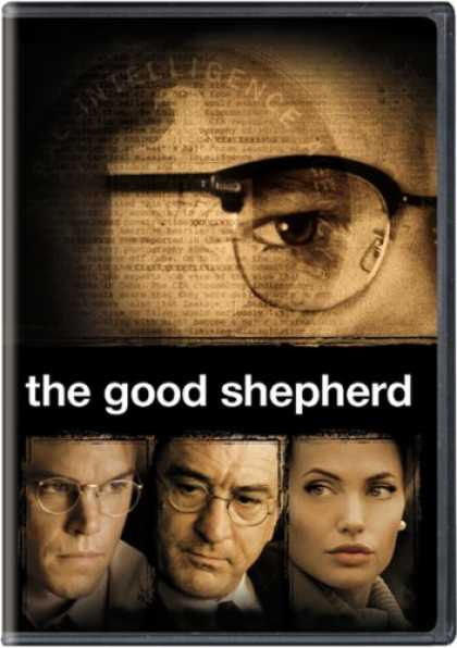 Bestselling Movies (2007) - The Good Shepherd (Widescreen Edition)