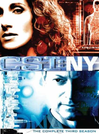 Bestselling Movies (2007) - C.S.I. New York - The Third Season