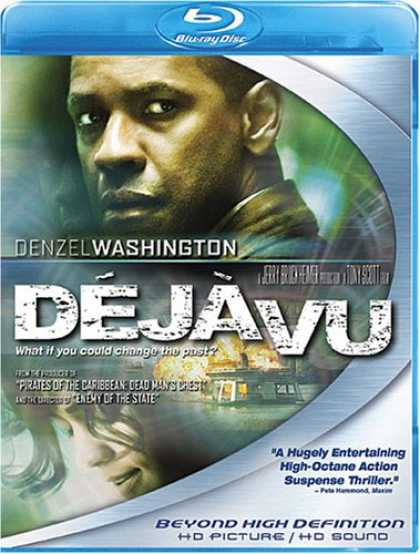 Bestselling Movies (2007) - Deja Vu [Blu-ray] by Tony Scott