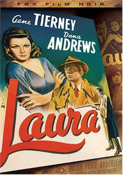 Bestselling Movies (2007) - Laura (Fox Film Noir) by Rouben Mamoulian