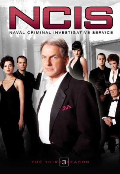 Bestselling Movies (2007) - NCIS Naval Criminal Investigative Service - The Complete Third Season