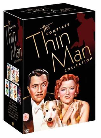 Bestselling Movies (2007) - The Complete Thin Man Collection (The Thin Man / After the Thin Man / Another Th