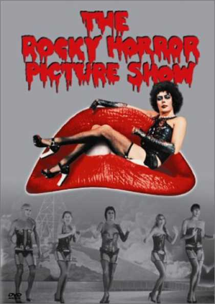 Bestselling Movies (2007) - The Rocky Horror Picture Show (Widescreen Edition) by Jim Sharman