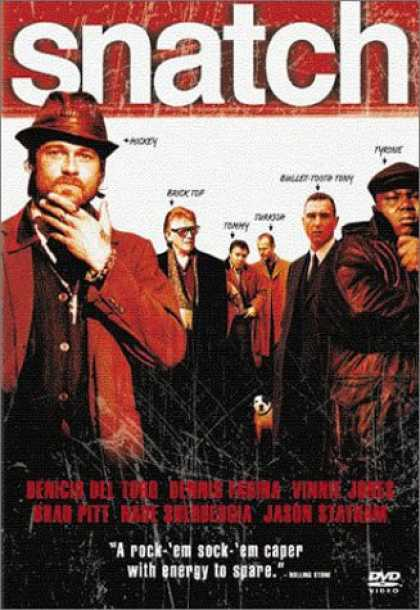 Bestselling Movies (2007) - Snatch (Widescreen Edition)