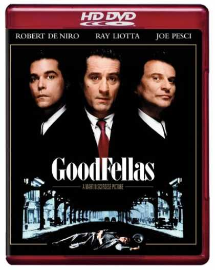 Bestselling Movies (2007) - Goodfellas [HD DVD] by Martin Scorsese