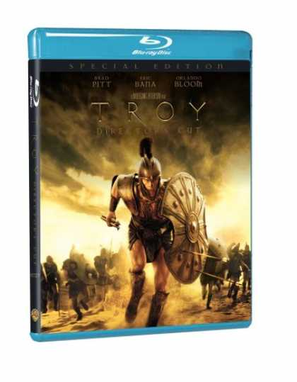 Bestselling Movies (2007) - Troy (Director's Cut) [Blu-ray] by Wolfgang Petersen