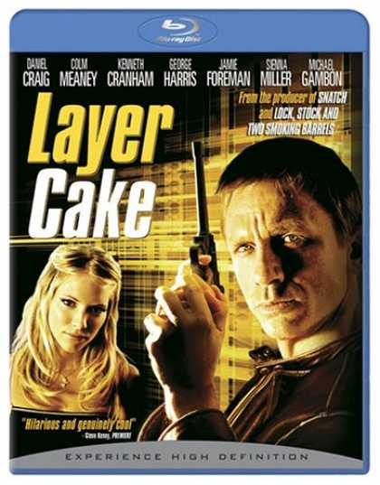 Bestselling Movies (2007) - Layer Cake [Blu-ray]