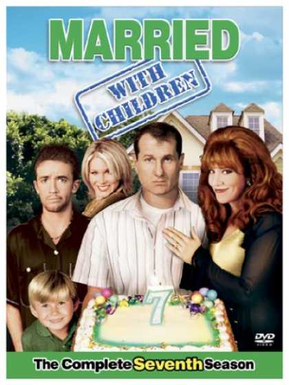 Bestselling Movies (2007) - Married with Children - The Complete Seventh Season by Brian Levant