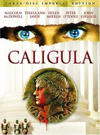 Bestselling Movies (2007) - Caligula (Three-Disc Imperial Edition)