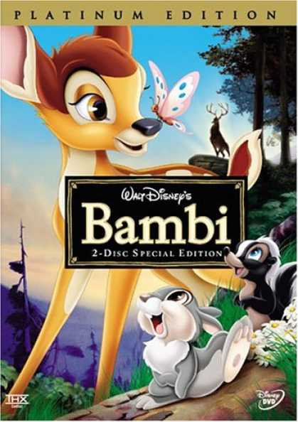 Bestselling Movies (2007) - Bambi (2-Disc Special Edition) (Platinum Edition) by David Hand