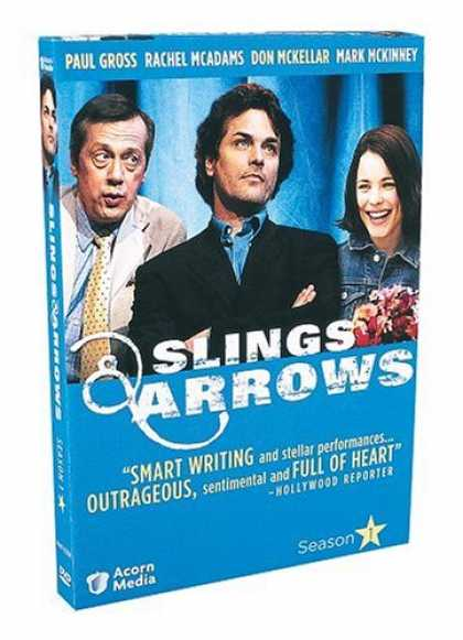Bestselling Movies (2007) - Slings & Arrows - Season 1 by Peter Wellington