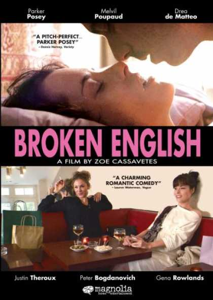 Bestselling Movies (2007) - Broken English by Zoe Cassavetes