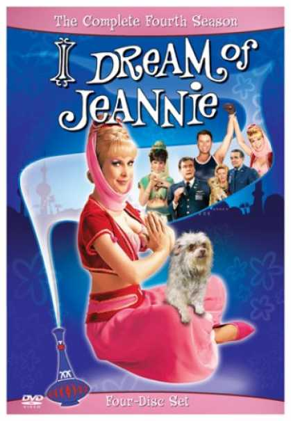 Bestselling Movies (2007) - I Dream of Jeannie - The Complete Fourth Season by Hal Cooper