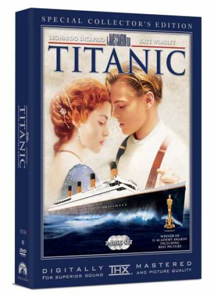 Bestselling Movies (2007) - Titanic (Three-Disc Special Collector's Edition) by James Cameron