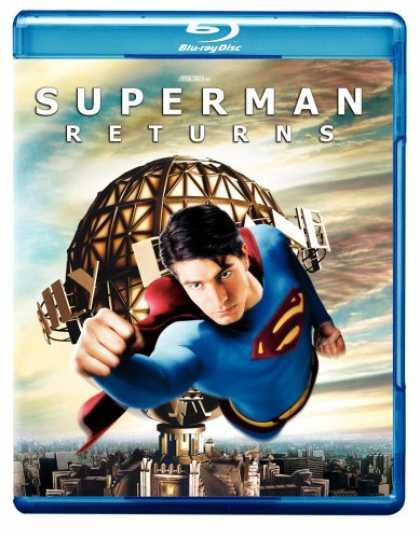 Bestselling Movies (2007) - Superman Returns [Blu-ray]