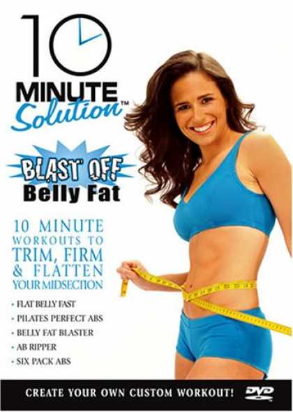 Bestselling Movies (2007) - 10 Minute Solution: Blast Off Belly Fat by Andrea Ambandos